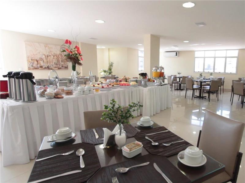 Holidays at Bristol La Place Apart Hotel in Belo Horizonte, Brazil