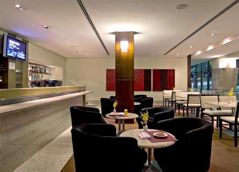 Holidays at Caesar Business Belo Horizonte Belvedere Hotel in Belo Horizonte, Brazil
