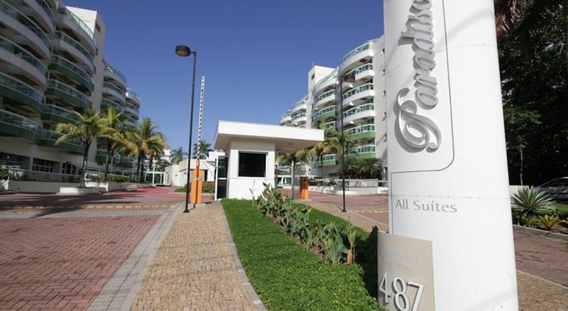 Holidays at Promenade Paradiso All Suites Hotel in Barra De Tijuca, Brazil