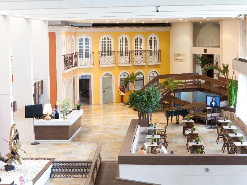 Holidays at Bahia Othon Palace Hotel in Salvador, Brazil