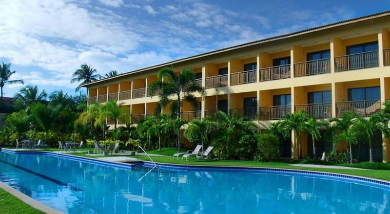 Holidays at Catussaba Business Hotel in Salvador, Brazil