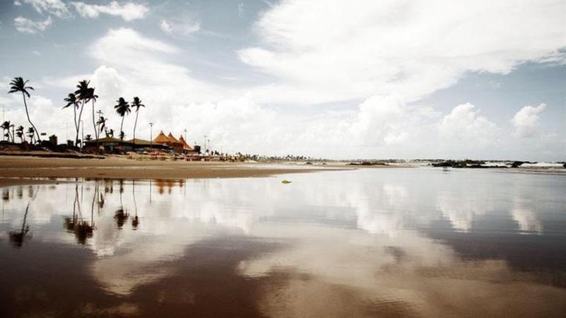 Holidays at Patamares Praia Hotel in Salvador, Brazil