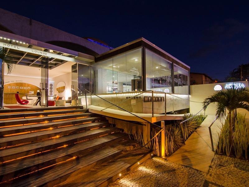 Holidays at Cocoon and Lounge Hotel in Salvador, Brazil