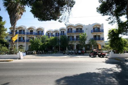Holidays at Theodorou Beach Hotel in Psalidi, Kos