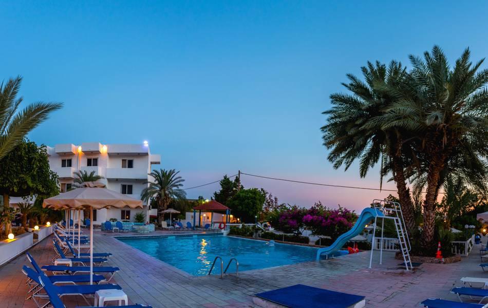 Holidays at Thalia Hotel in Pefkos, Rhodes