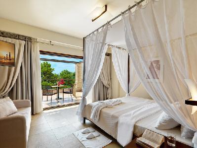 Holidays at Olympion Sunset Hotel in Fourka, Possidi