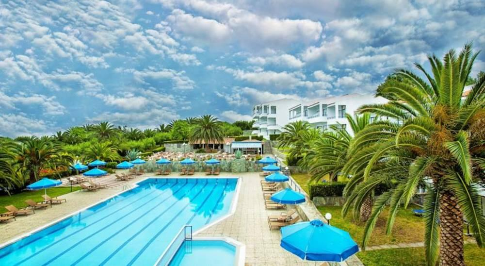 Holidays at Port Marina Hotel in Pefkohori, Halkidiki