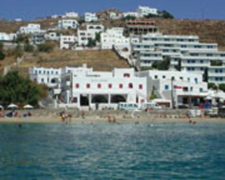 Holidays at Artemis Hotel in Agios Stefanos, Mykonos