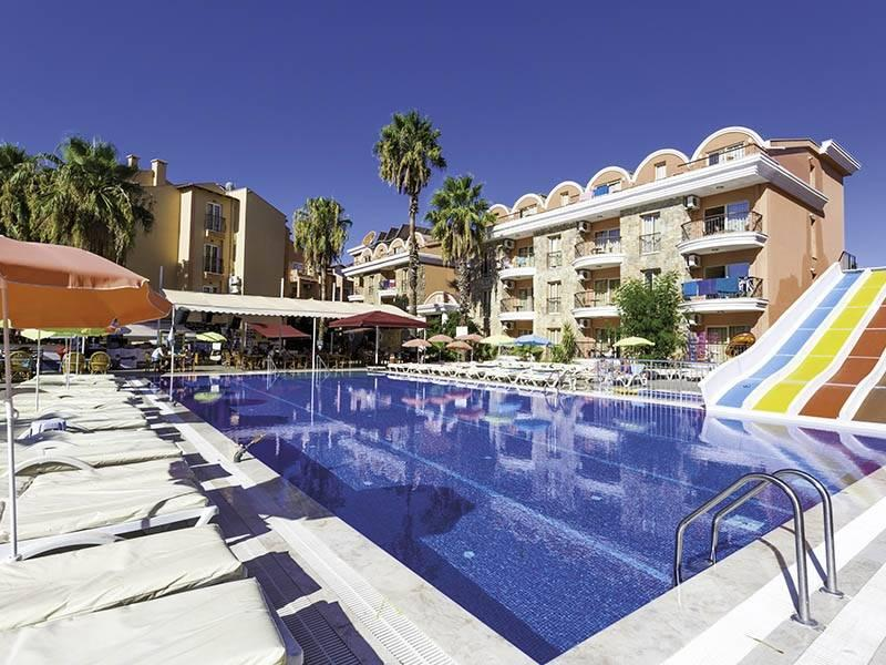 Holidays at Club Dena Apartments in Marmaris, Dalaman Region