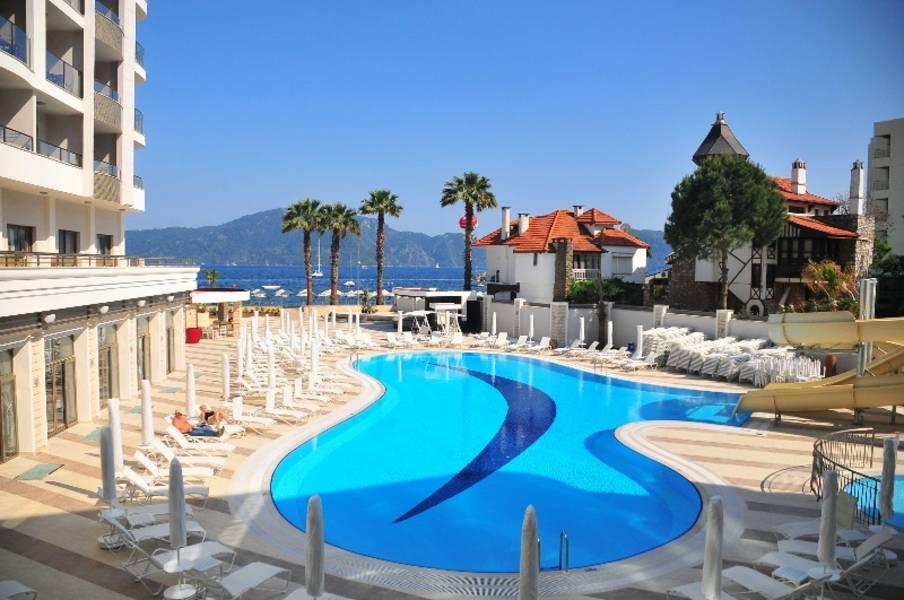 Holidays at Golden Rock Beach Hotel in Marmaris, Dalaman Region