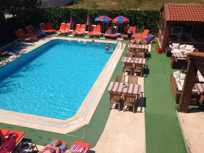 Holidays at Imperial Apartments in Icmeler, Dalaman Region
