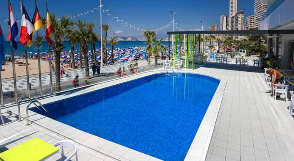 Holidays at Brisa Hotel in Benidorm, Costa Blanca