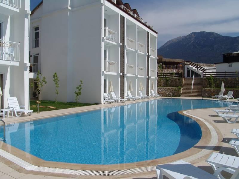 Sahra Su Holiday Village Hisaronu Dalaman Region Turkey Book