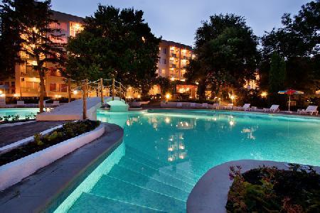 Holidays at Ljuljak Hotel in Golden Sands, Bulgaria
