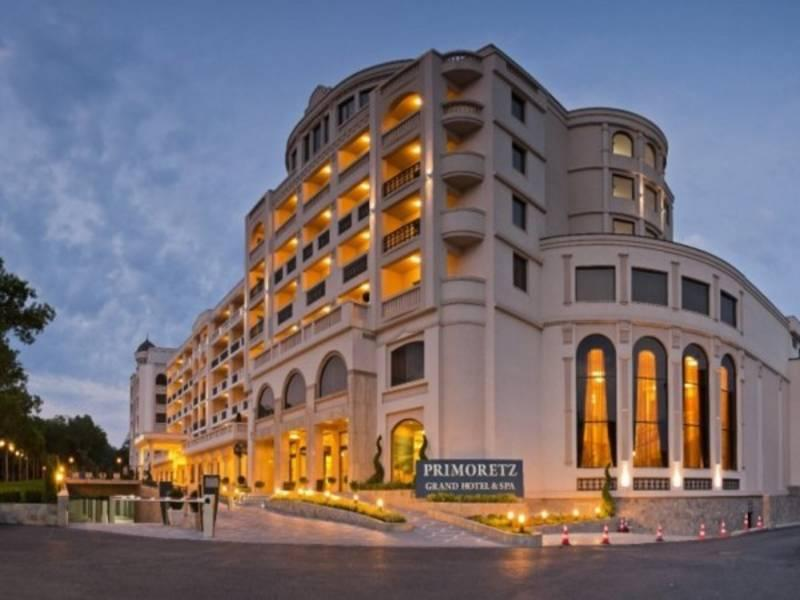 Holidays at Primoretz Grand Hotel and Spa in Bourgas, Bulgaria