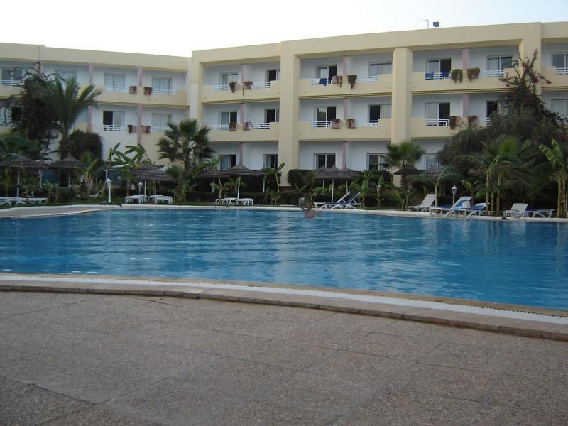 Holidays at Hammamet Azur Plaza Hotel in Hammamet, Tunisia