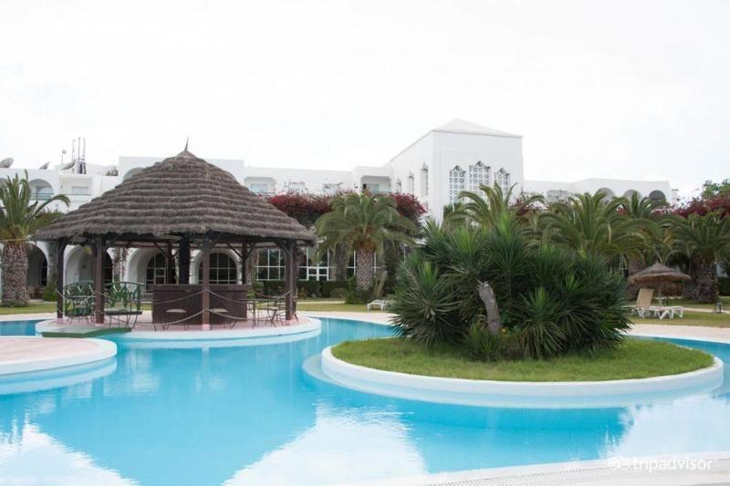 Holidays at Thalassa Shalimar Hotel in Hammamet, Tunisia