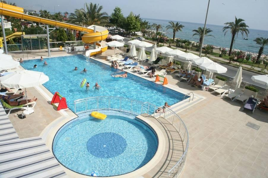 Holidays at White Gold Hotel & Spa in Alanya, Antalya Region