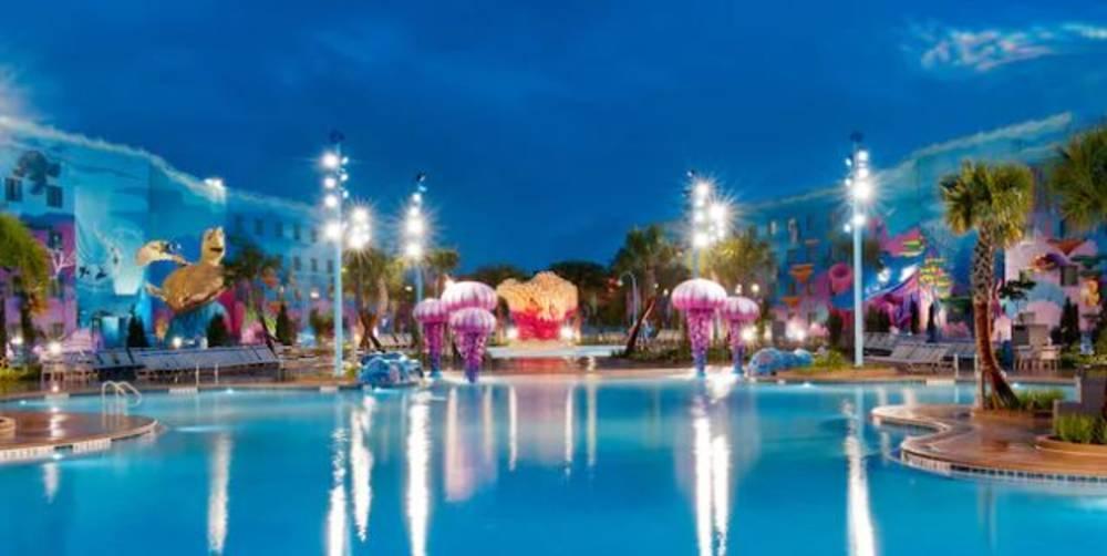 Holidays at Disney's Art Of Animation Resort in Disney, Florida