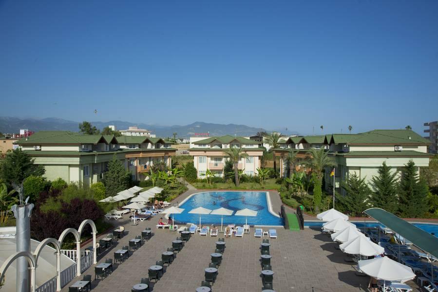 Holidays at Aydinbey Gold Dreams Hotel in Turkler, Konakli