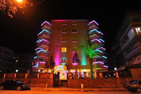 Holidays at Atak Apartments in Alanya, Antalya Region
