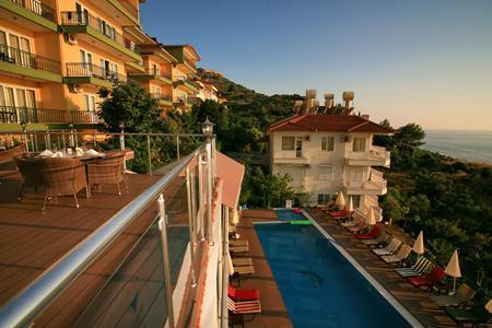 Holidays at Bella Vista Aparthotel Alanya in Alanya, Antalya Region