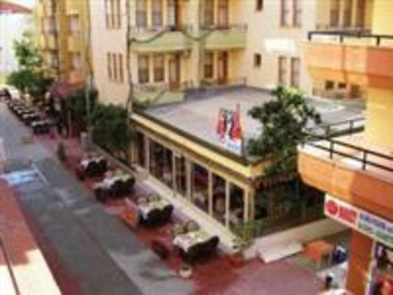Holidays at Kleopatra Bavyera Hotel in Alanya, Antalya Region