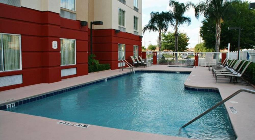 Holidays at Fairfield Inn & Suites Universal in Orlando International Drive, Florida