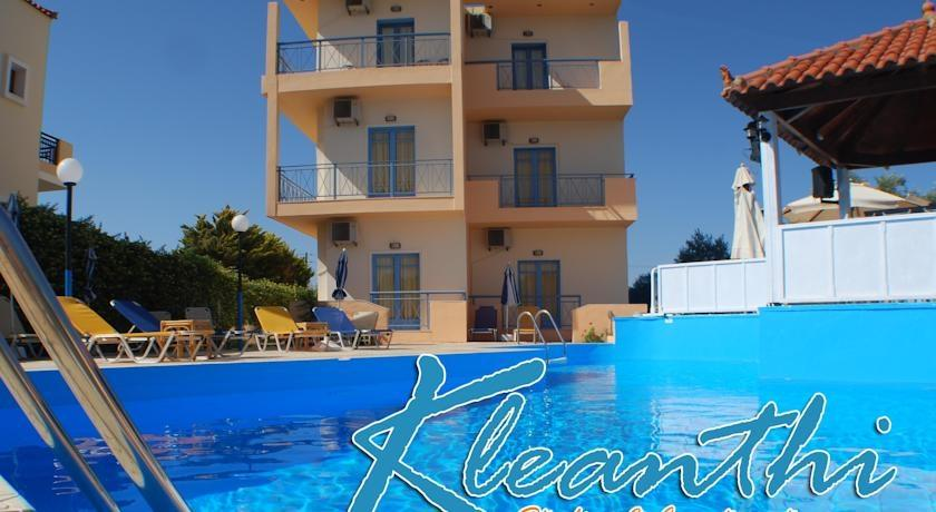 Holidays at Kleanthi Studios in Gouves, Crete