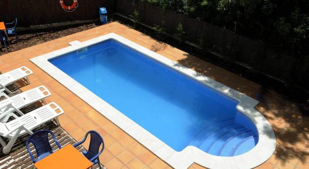 Holidays at AR Caribe Lloret Apartments in Lloret de Mar, Costa Brava