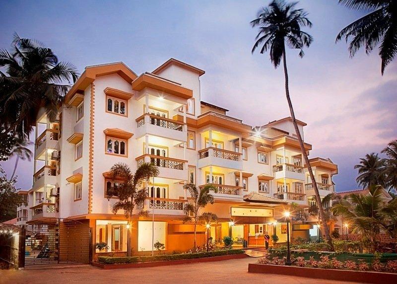 Holidays at Goa Villagio, A Sterling Holiday Resort in Betalbatim, India