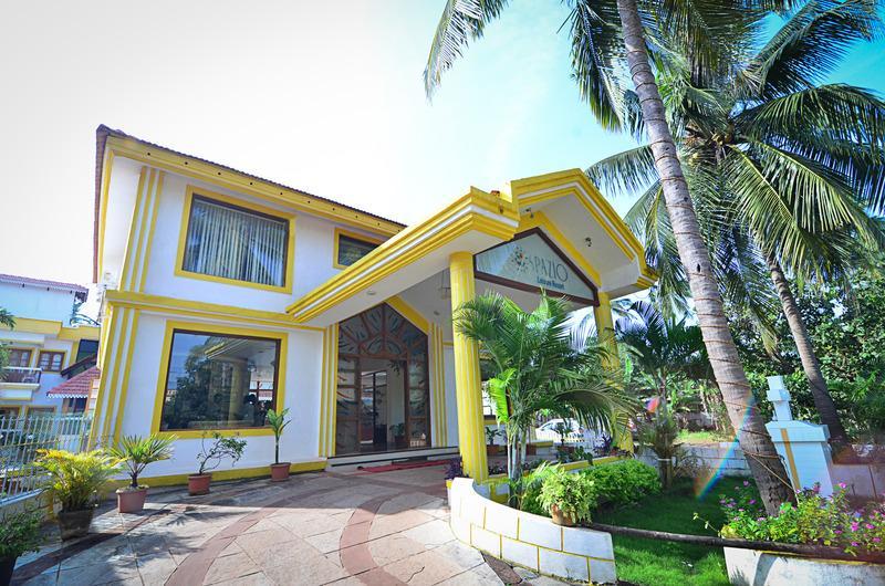 Holidays at Spazio Leisure Resort Hotel in Anjuna Beach, Goa