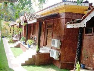 Holidays at Annapurna Vishram Dham Hotel in Anjuna Beach, Goa