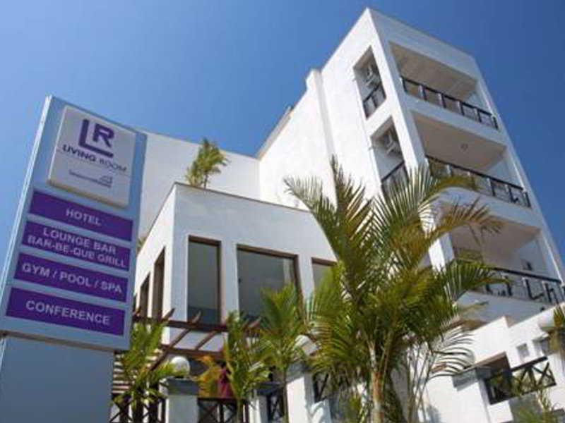 Holidays at Living Room Goa Hotel in Anjuna Beach, Goa