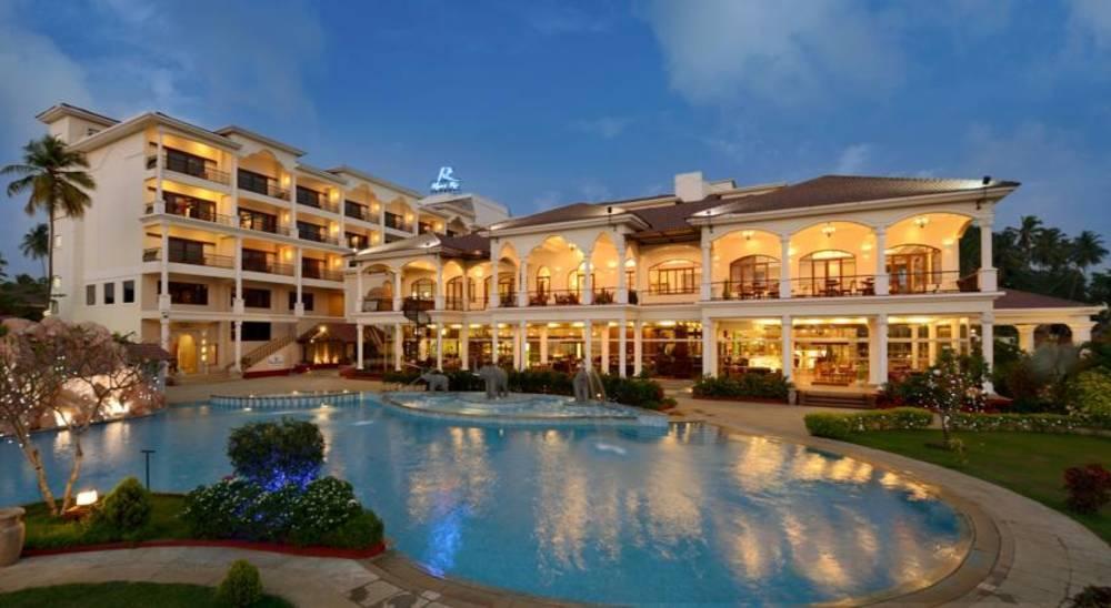 Holidays at Resort Rio Hotel in Arpora, India