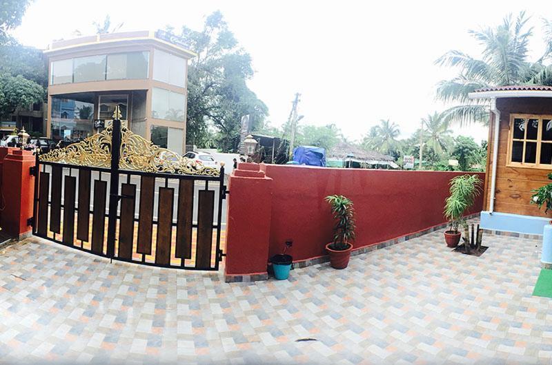 Holidays at Camelot Resort Baga in Baga Beach, India