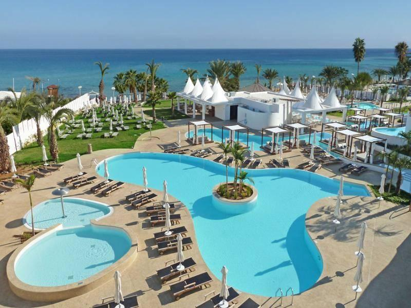 Holidays at Sunrise Pearl Resort & Spa in Protaras, Cyprus