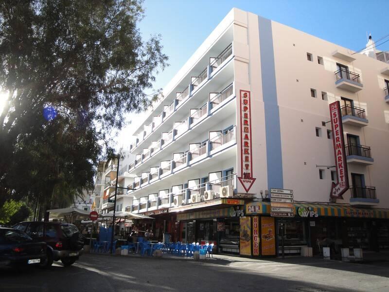 Blue Apartments By Ibiza Feeling San Antonio Ibiza