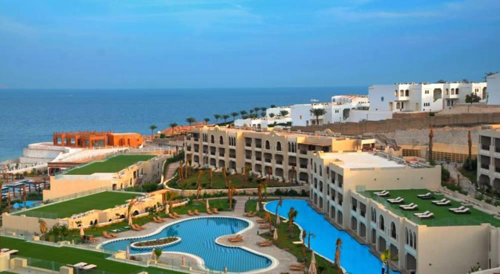 Holidays at Sunrise Grand Select Arabian Beach Hotel in Sharks Bay, Sharm el Sheikh