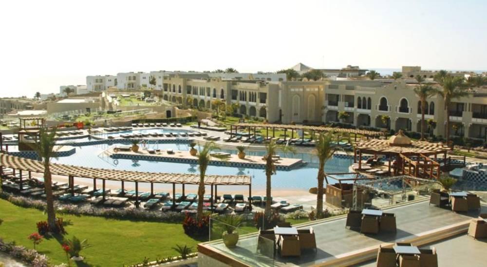 Sunrise grand select arabian beach hotel sharm el sheikh for Arabian hotel