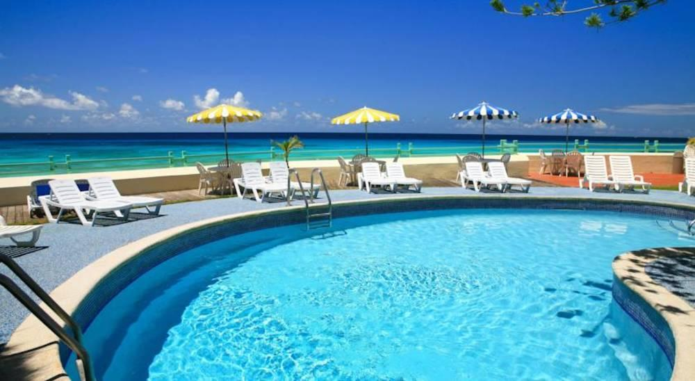 Holidays at Blue Orchids Beach Hotel in Christchurch, Barbados