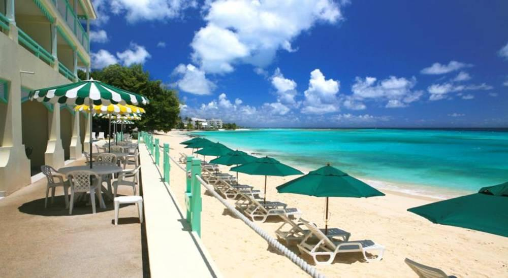 Holidays at Coral Mist Beach Hotel in Christchurch, Barbados
