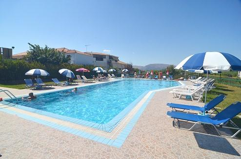 Holidays at Plubis Studios in Kalamaki, Zante