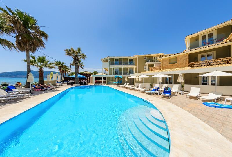 Holidays at Zante Blue Beach Hotel in Aghios Sostis, Laganas