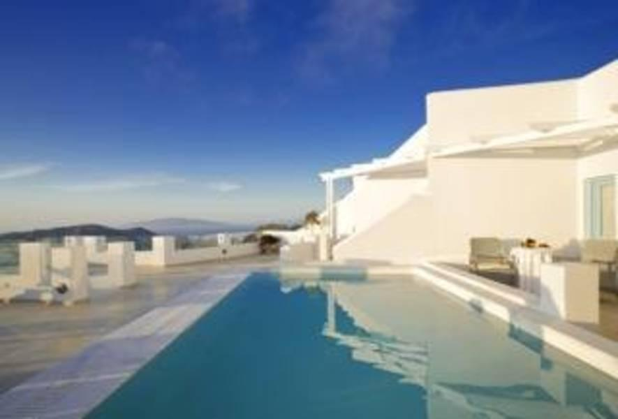 Holidays at Above Blue Suites Hotel in Imerovigli, Santorini