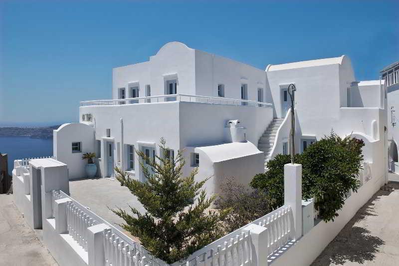 Holidays at Casa Florina Hotel in Imerovigli, Santorini