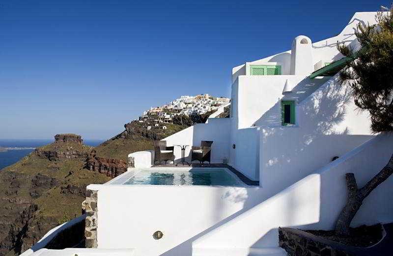 Holidays at Dreams Luxury Suites Hotel in Imerovigli, Santorini