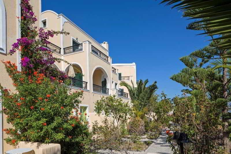 Holidays at Eltheon Hotel in Imerovigli, Santorini