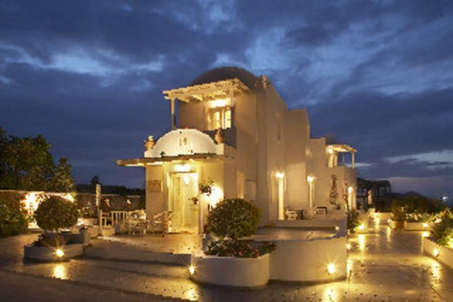 Holidays at Meli Meli Hotel in Imerovigli, Santorini