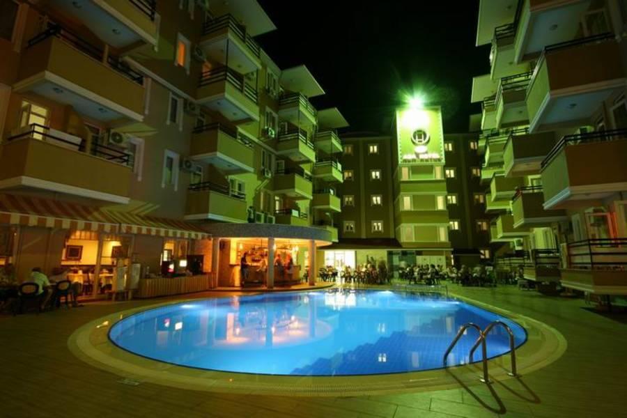 Holidays at Kleopatra Ada Hotel in Alanya, Antalya Region